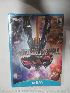Wii U Transformers