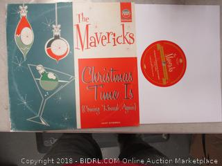 Mavericks Christmas Album