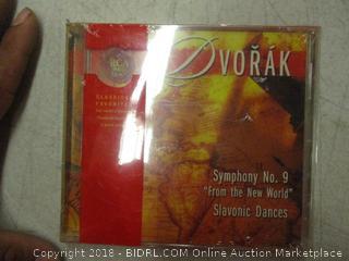 Symphony CD