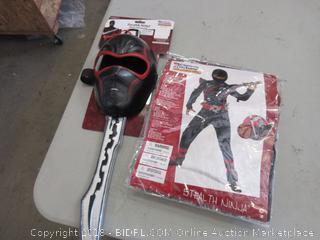 Stealth Ninja Costume Size M