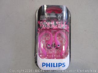 Phillips Flexible Fit Headphones