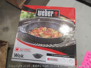 Weber Wok