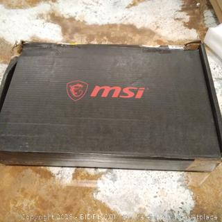 MSI Gaming Laptop (NO Power)