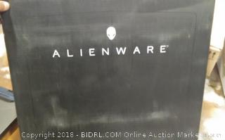 AlienWare Gaming Laptop (Powers On)