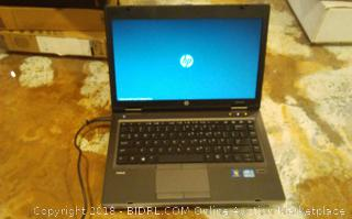 HP Laptop (Powers On)