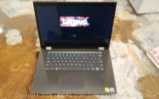 Lenovo Laptop (Power On)