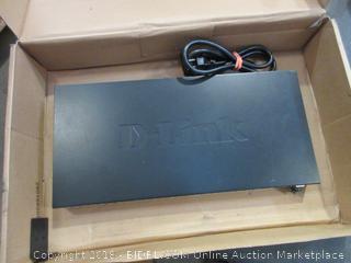 D-Link Web Smart DGS-1210-52MP-Switch-52ports-Managed-Rack-Mountab