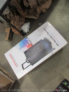 PWMA 1050BT Wireless Portable Bluetooth