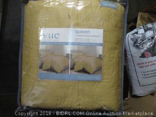 Convertible Coverlet Size Queen