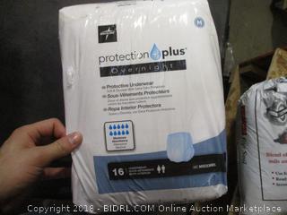 Protection Plus Overnight Underware