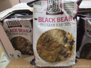 Black Bean Multigrain Bean Chips
