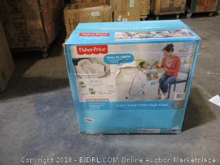 Fisher-Price 4-in-1 High Chair