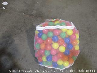 Plastic Pit Balls