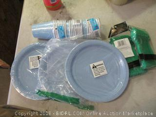 party items lot