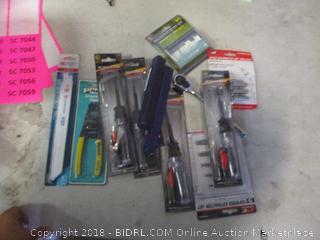 mixed tools lot