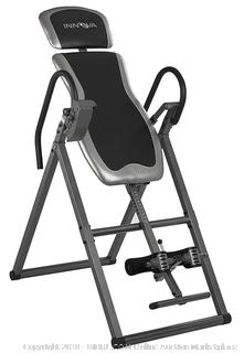 Innova ITX9600 Heavy Duty Inversion Table with Adjustable Headrest & Protective Cover RETAIL $119.99