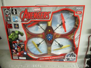 Marvel Avengers Iron Man superdrone