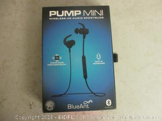 Pump Mini wireless HD audio sportsbuds