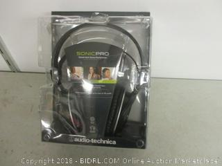 audio-technic sonic pro headphones