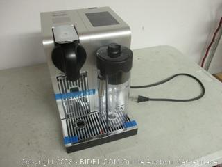 Nespresso DeLonghi at-home espresso maker