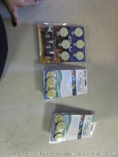cupholder LED discs