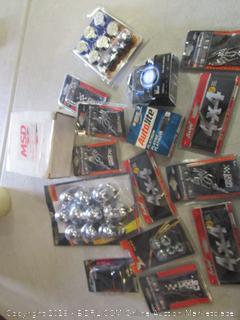 multi parts auto lot