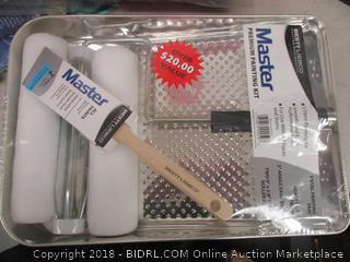 Master Premium Painting Kit