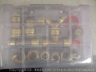 Assorted Push Fittings