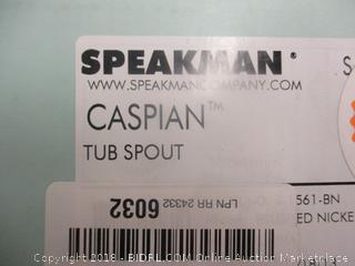 Speakman Tub Spout