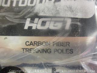 Carbon Fiber Trekking Poles