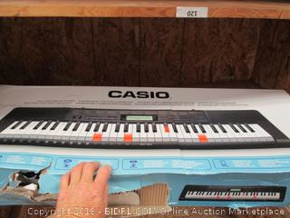 Casio LK-265 Keyboard (DAMAGED)