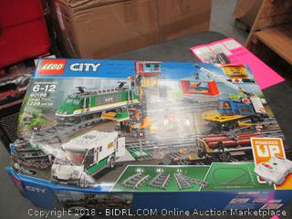 Lego City Cargo Train (SEALED)