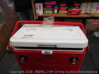 Jockey Box Cooler 2 Tap