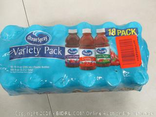 Ocean Spray Variety Pack