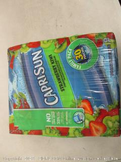 Caprisun Strawberry Kiwi