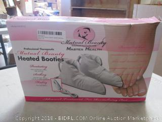 Mutual Beauty Heated Booties