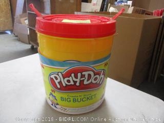 Play Doh Big Bucket