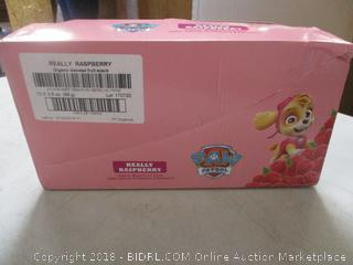 Paw Patrol Really Raspberry Mixed Fruit Puree