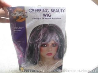 Creeping Beauty Wig