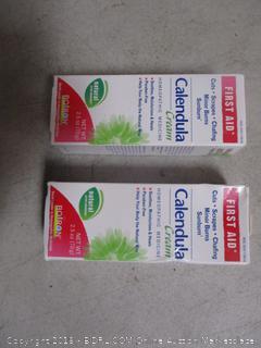 2- First Aid Calendula Cream