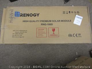Renogy High Quality Premium Solar Modular