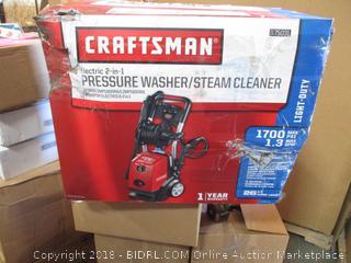 Craftsman Electric Pressure Washer/Steamer