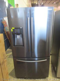 Samsung Refrigerator  Powers On, See Pictures