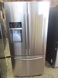 Samsung Refrigerator Powers On , See Pictures