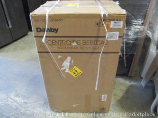 Danby 3.5 -Cu.Ft.Chest Freezer Sealed