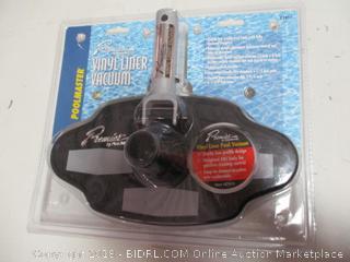 Vinyl Liner Pool Vacuum