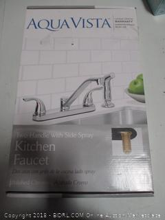Kitchen Faucet See Pictures