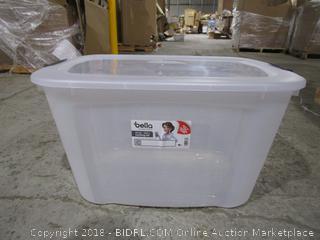 Bella Storage Solution 121 Qt. Locking Lid