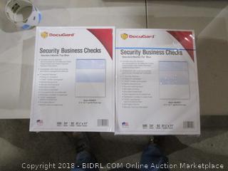 DocuGard Security Business Checks