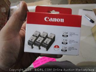 Canon 220 Sealed
